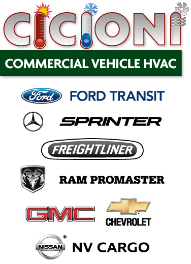 Cicioni Commercial Vehicle HVAC logo