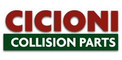 Cicioni collision parts logo