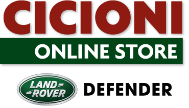 Cicioni Online Store - Land Rover Defender
