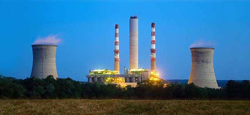 Coal-fired power plant repair, service, maintenance for radiator, heat exchanger, oil cooler