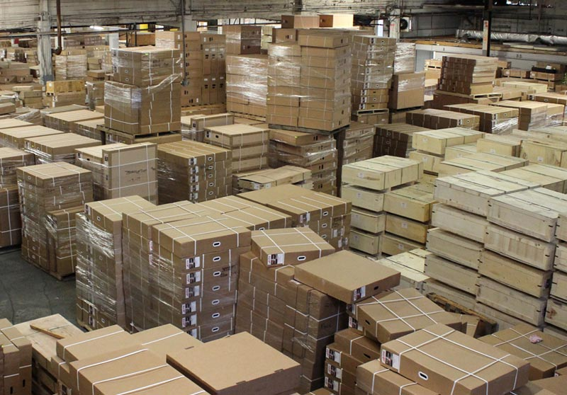 Cicioni Radiator Repair Works has one of the largest truck radiator inventories in stock and ready to ship from multiple warehouses across the United States.